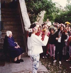 Le Feuillu de 1993 chez Madame Gallay